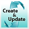 Rapidly Create and Update - Show Logo