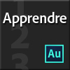 Apprendre Audition CS6