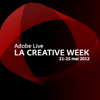 Adobe Live Creative Week 2012