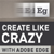 Create like crazy with Adobe Edge - Show Logo