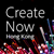 Create Now Hong Kong - Show Logo
