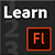 Learn Flash Professional CC - Show Logo