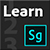 Learn SpeedGrade CC - Show Logo
