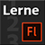 Lerne Flash Professional CC - Show Logo