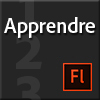 Apprendre Flash Professional CC