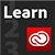 Learn Creative Cloud - Show Logo