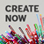 Create Now - Show Logo