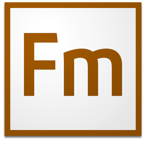 FrameMaker 12 Features - Show Logo