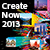 Create Now 2013 - Show Logo