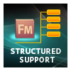 Enhanced Structured Support in Adobe FrameMaker 10