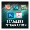 Special Integration Within Technical Communication Suite 3 Applications