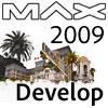 MAX 2009 Develop - Show Logo