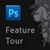 Photoshop CS5 Feature Tour - Show Logo