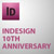 InDesign 10th Anniversary - Show Logo