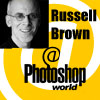 Russell Brown at Photoshop World 2011 - Orlando