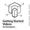 Getting Started Videos for Developers
