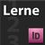 Lerne InDesign CS4 - Show Logo