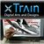 xTrain Digital Arts and Design - Show Logo